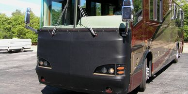 Tow Car Shields And Coach Masks Rv And Off Road