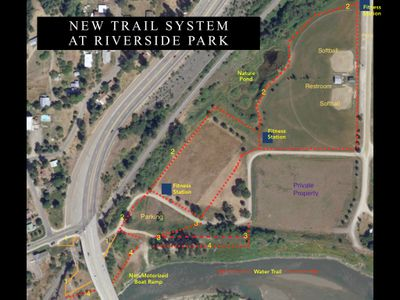 New proposed trail system coming soon!