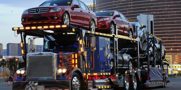 car hauler, vehicle hauler, truck hauler, motorcycle hauler, car shipper, vehicle shipper, towing