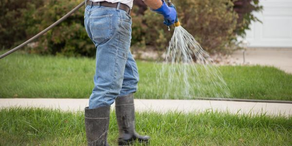 Sioux Falls Lawn Fertilizing