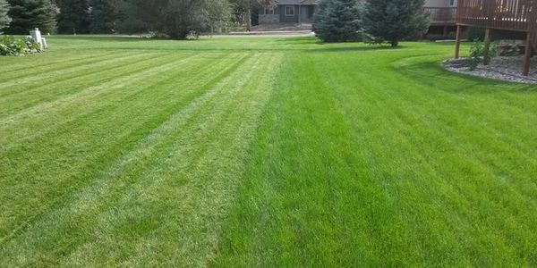 Sioux Falls Lawn Fertilizing and Aeration