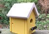 003 - Fancy yellow home for the uppity birds.