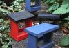 008 -  Colorful feeders!