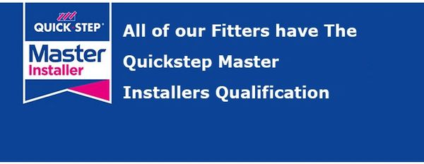 quick step master installer Sheffield