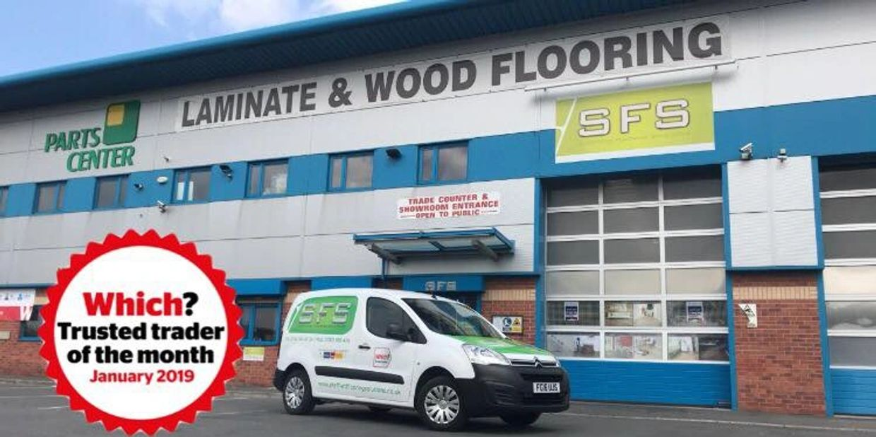 Sheffield flooring shop