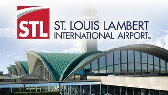 St. Louis Lambert International Airport is the primary airport in the St. Louis area,
