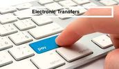 Electrónic wire transfer