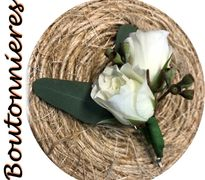 boutonniere wedding xv años