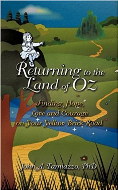 Returning to the Land of OZ is a book written by John Tamaizzo, PhD about the film and the book