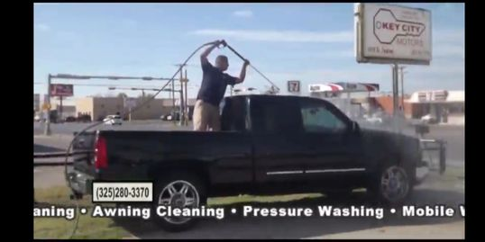 Top Priority Services mobile washing car lots