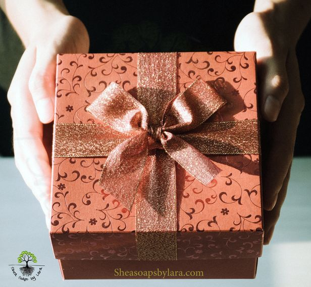 Sheas Soaps by Lara Gift Box of Soaps!