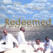 Redeemed cd cover
