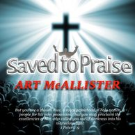 saved to praise cd cover