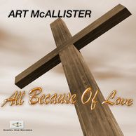 All Because of Love CD cover