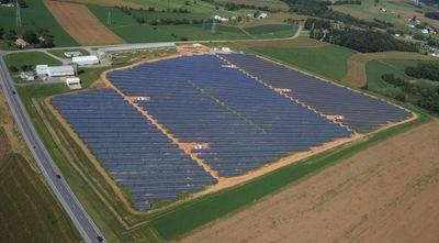Pennsylvania Solar Farm, Solar Panels, Durability, Inverter Replacement