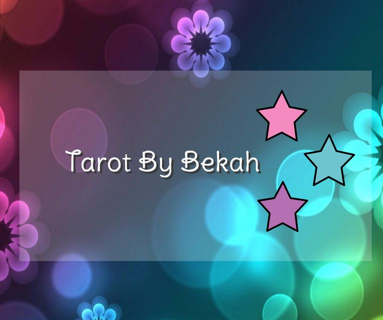 Tarot and Oracle Reader Tarot By Bekah Logo