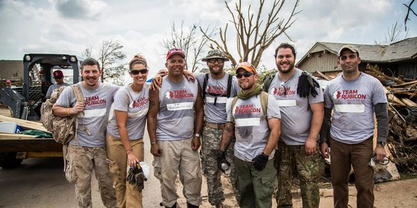 Team Rubicon Deployed In The Field
