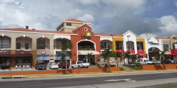 Village Mall in Coronado Bay, Panama