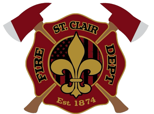 Saint Clair Fire Department - Michigan