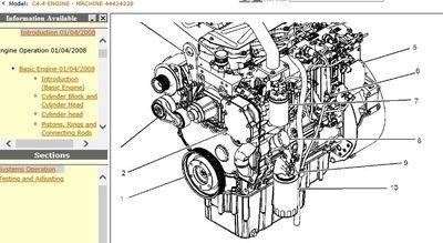 389 engine diagram cat c4 4 information cat 3054c engine  cat c4 4 information cat 3054c engine