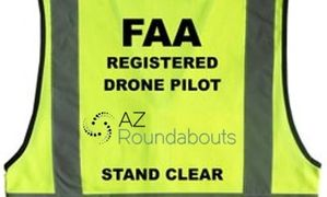 Az Roundabouts, George White roundabout design and aerial imagery
