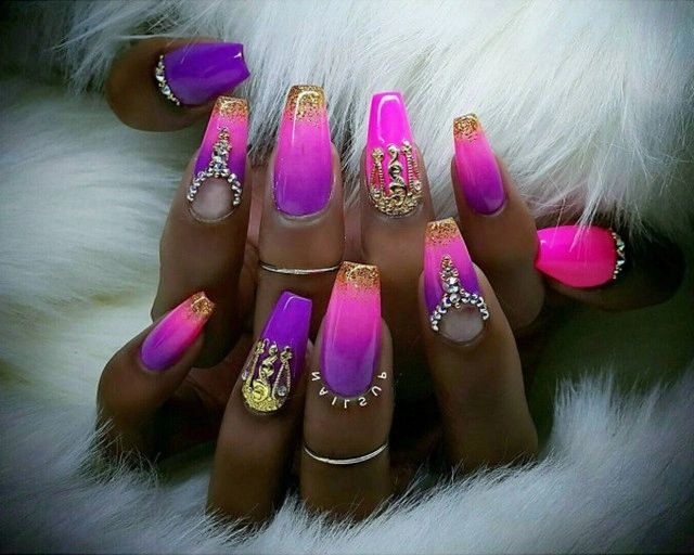 BBOC's List of Black-Owned NAIL SALONS in/near Charlotte!