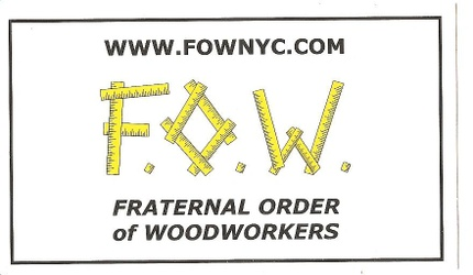 The Fraternal Order of Woodworkers