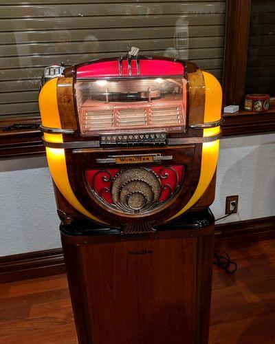 Wurlitzer Jukebox For Sale