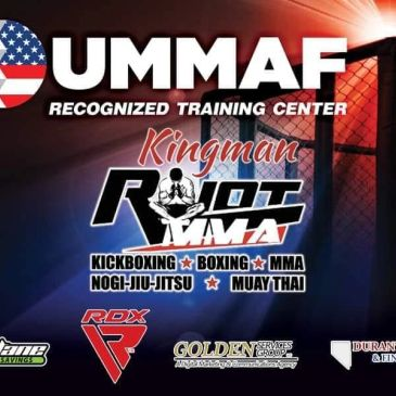 We are are recognized UMMAF training facility