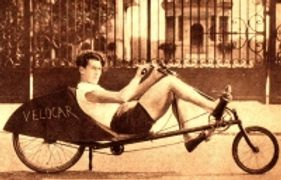 First Recing Velo-Velocar from Autumn 1932
