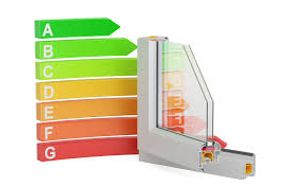 UPVC Windows.  Thermal Efficiency.