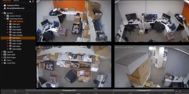 WAVE video management system CCTV Surveillance System Security Camera Systems