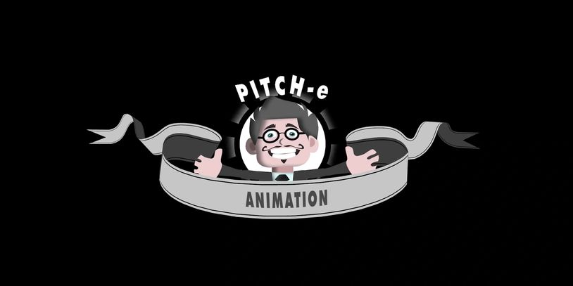 Pitch e animation rinz. video sound effects rocket science robot internal business process