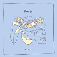 rinz. faces chillhop lofi funky vibes chillout beats instrumental hiphop soul jazzy online artwork