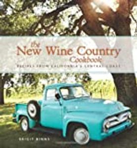 Book, The New Wine Country Cookbook, about Paso Robles wine country and California Central Coast.