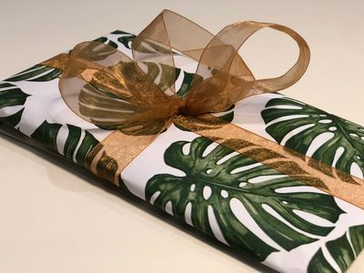 Free gift wrapping on all eco friendly gifts and homewares purchased online for Australia wide delivery.