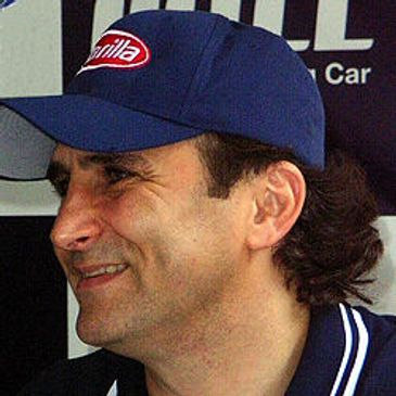 Race Car Driver - Alex Zanardi