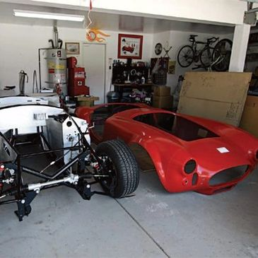 Kit Car ready for parts
