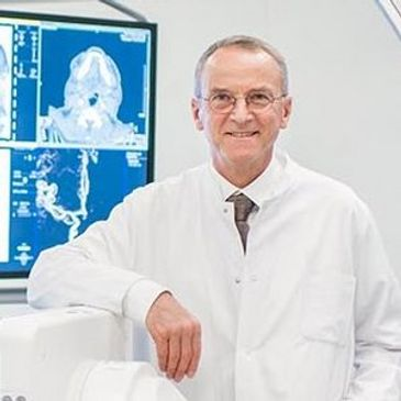 Neurosurgeon in Germany specializing in Vein of Galen Malformation (VGM, VOGM).
