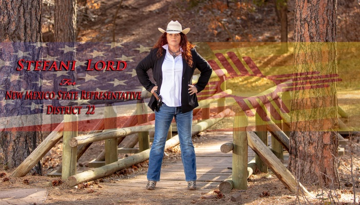 Stefani Lord for New Mexico State Representative District 22