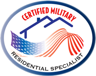 Certified military residential specialist.