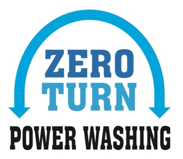 zero-turn power washing
