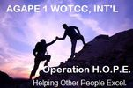 Agape 1 WOTCC, Int'l. Outreach Ministry