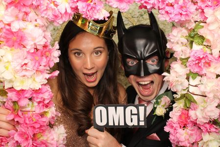wedding photo booth hire image