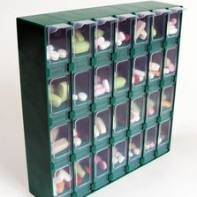 Meds-Pro 14 Day Double Sided Pill Organizer
