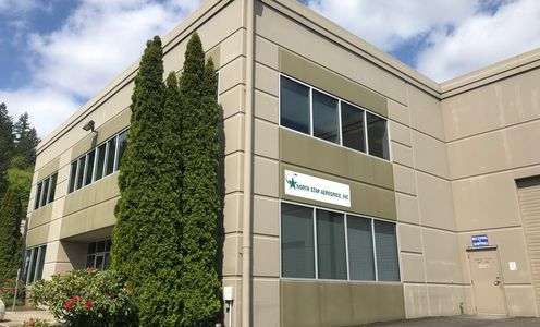 North Star Aerospace Inc. building Auburn Washington