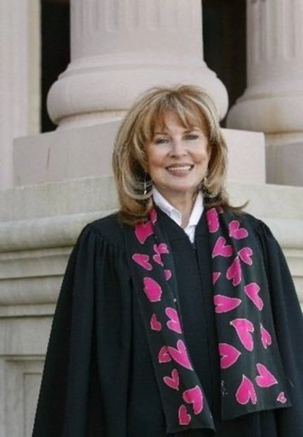 "Judge Mary ""KK"" Norman, ""The Judge of Love"""