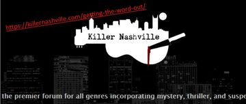 Catch my article in Killer Nashville, a premier mystery publication.