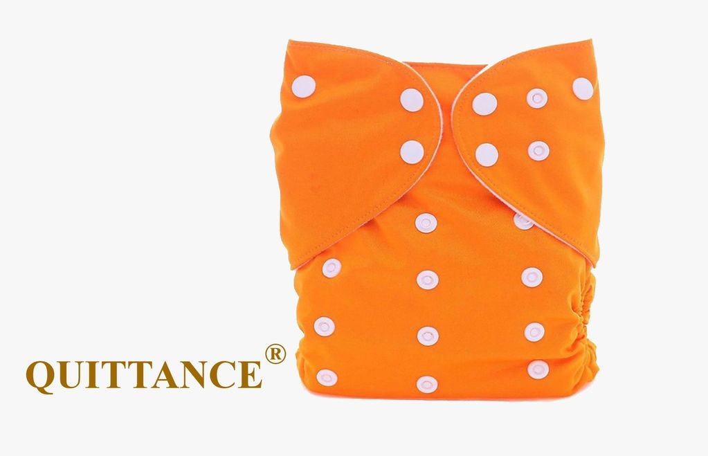 Quittance Reusable Baby Diaper