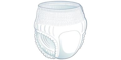 Quittance Pull Up Adult diapers (Pants Style)